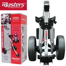 """""""NEW 2019"""" MASTERS 5 SERIES STOW A CART LIGHTWEIGHT / COMPACT GOLF TROLLEY"""