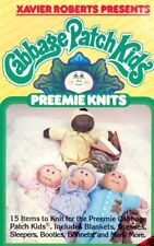 Preemie Cabbage Patch Reborn Baby Doll Outfits  Knitting PATTERNS