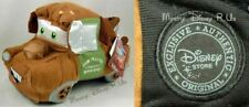New Disney Store CARS 2 Tow Mater World GP Bean Bag Plush Doll Toy Stuffed