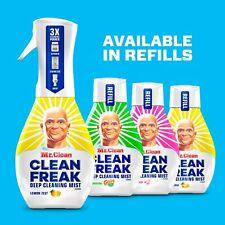 Mr Clean Freak LEMON ZEST Cleaning Mist Multi-Surface Spray (1+1 Refill)