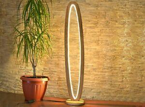 Natural oak floor lamp 1m tall, wooden floor lamp, wood lamp, 40 in floor light