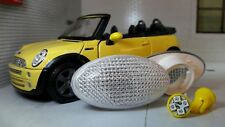 BMW Mini One D Cooper Cabriolet R50 R52 R53 Transparent Clignotant LED Aile
