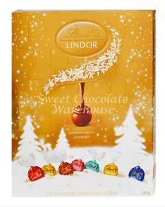Lindt Lindor Advent Calendar 297g