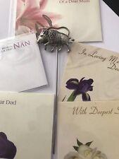 A71 Wild Boar Memorial Graveside Stake Funeral Mum Nan Dad Friend Garden