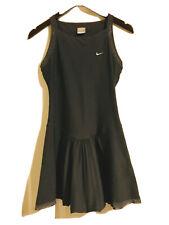 NIKE Tennis Dress w/ bra, pleated skirt,  Size S, Slate Blue, Worn 1x.