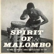 Next Stop Soweto Presents Spirit of Malombo 1966 to 1984 CD