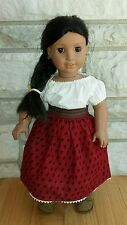 Pleasant Company AMERICAN GIRL Josefina Doll w/ Meet Outfit