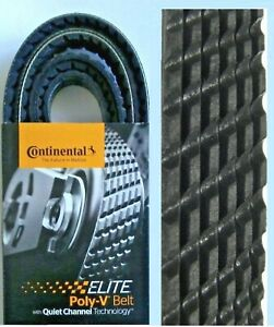Serpentine Belt-AC/Alternator/Main Drive CONTINENTAL ELITE GATORBACK 4050347