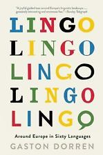 LINGO - DORREN, GASTON/ AUDRING, JENNY (CON)/ WATSON, FRAUKE (CON)/ EDWARDS, ALI