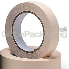 72 Rolls Of Masking Tape 25mm x 50M Painting Tape