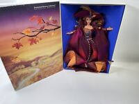 🔥1995 Enchanted Seasons Collection Autumn Glory Barbie doll Mattel 15204 NRFB!