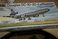 REVELL 1:144  DC-10-30 LUFTHANSA    BOX ONLY