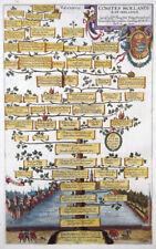 COMITES HOLLANDIAE NIEDERLANDE DEN HAAG HAGA ALBIZZI CHRISTIANORUM STEMMATA 1612