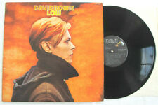 DAVID BOWIE ‎– LOW - ORIGINAL 1977 RCA LP CPL1-2030 INSERT STERLING 1ST PRESS