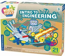 Thames & Kosmos 567002 Kids First Intro to Engineering Kit
