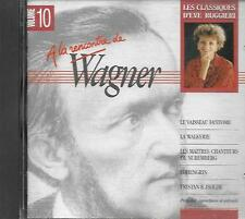 CD album: Compilation: A la Rencontre de Wagner Vol. 10. CBS. W