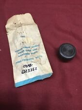 NOS 1968-1970 FORD MUSTANG BLACK WINDOW CRANK HANDLE KNOB C9AZ-6223352