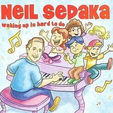 Waking Up Is Hard to Do by Neil Sedaka (CD, Jan-2009, Razor & Tie) sealed, dh
