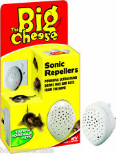 STV 728 ULTRA SONIC 3 PACK MOUSE Repeller ratto Repellente Deterrente umano