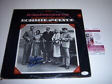 ESTELLE PARSONS BONNIE AND CLYDE JSA/COA SIGNED LP RECORD ALBUM