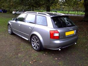 Becquet / Aileron pour Audi A4 B6 avant ( 2000-2004)
