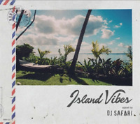 V.A.-ISLAND VIBES MIXED BY DJ SAFARI-JAPAN CD E25
