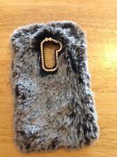 Faux fur phone cover case Honor 6X