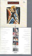 CD--TINA TURNER--TINA LIVE IN EUROPE | DOPPEL-CD