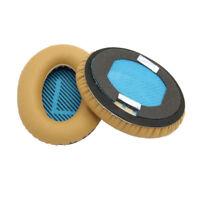 Replacement Soft Headsets Ear Pads Cushions For Bose QC2 QC15 QC25 AE2 AE2I AE2w