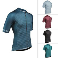 2019 Men's Pro Cycling Jersey New Arrival Short Sleeve Breathable Riding Shirt