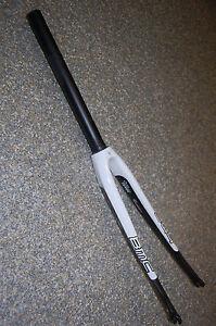 Easton EC90 SLX BMC Voll Carbon Gabel weiss-schwarz 355g