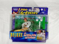 1998 Mark McGwire Deluxe Pro Action Starting Lineup Action & Scoreboard