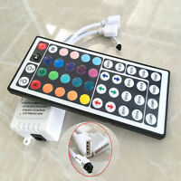 44 Key IR Remote Controller For RGB 3528 5050 LED Light Strip Two outputs 72W
