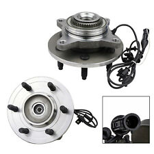 2 Front Left Right OE Wheel Hub Bearing Assembly Pair/Set for Ford Lincoln 4WD