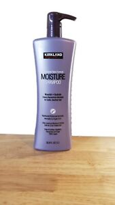 Kirkland Signature Professional Salon Formula Moisture Shampoo 33.8 Ounce