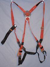 Buckingham H Style Full Body Lineman Safety Harness Size 2Xl Q6394640
