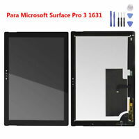 For Microsoft Surface Pro3 1631 V1.1 LCD Touch Screen Digitizer Assembly Replace