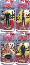 "THE WALKING DEAD - 5"" Comic Book Series 2 Action Figure Set (4) McFarlane #NEW"