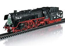 Märklin 39006 Locomotive à Vapeur de Noël Br 01 de Db Son Mfx + Sapin de Noël #