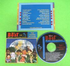 CD Compilation The Best Music Collection TUTTI BAMBINI DEL MONDO no lp(C47)