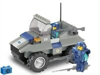 Sluban M38 B0195  Special Force  Assault Vehicle  Neu & OVP