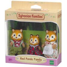 Sylvanian FAMILIES Famille de Robinson Panda Rouge [ 3 ] chiffres 5215