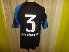 "FSV Frankfurt saller Matchworn Trikot 2010/11 ""ohne Sponsor"" + Nr.3 Gr.L- XL"