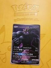 Pokemon Base 1st Dark Machamp LUXURY CARD custom card Christmas gift