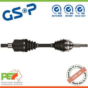 New * GSP * CV Shaft For RENAULT KOLEOS 2.5L FWD A/T Automatic LH ..
