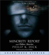 The Minority Report and Other Stories  - Audiobook