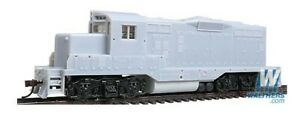 Walthers 931-100 HO Scale Undecorated EMD GP9M Diesel Locomotive LN/Box