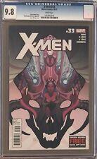 X-Men #33 CGC 9.8