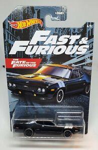 Hot Wheels Fast & Furious 71 Plymouth GTX black 4/5