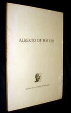 Alberto de Haller
